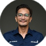 Arif Rahman (Founder of Akubank)